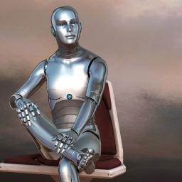 I robot dell'aula informatica