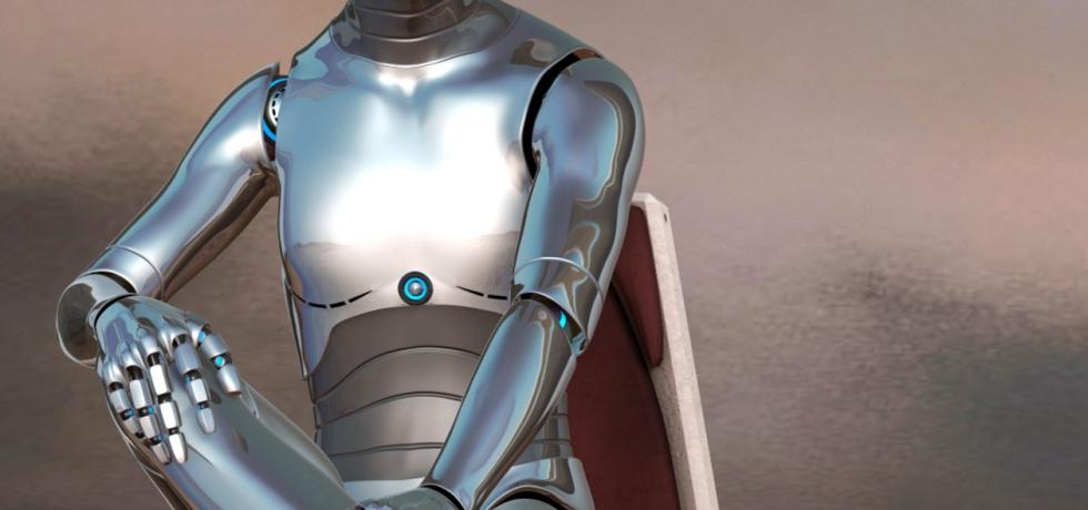 Robot aula informatica