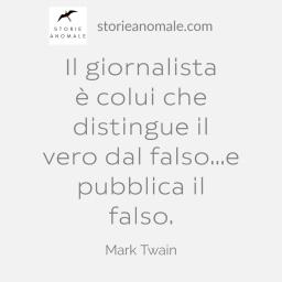 Pubblicare il falso